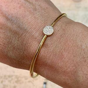 NADRI hinge bracelet